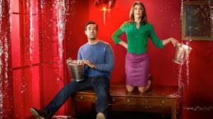 Rob Delaney och Sharon Horgan. Foto: Channel 4.