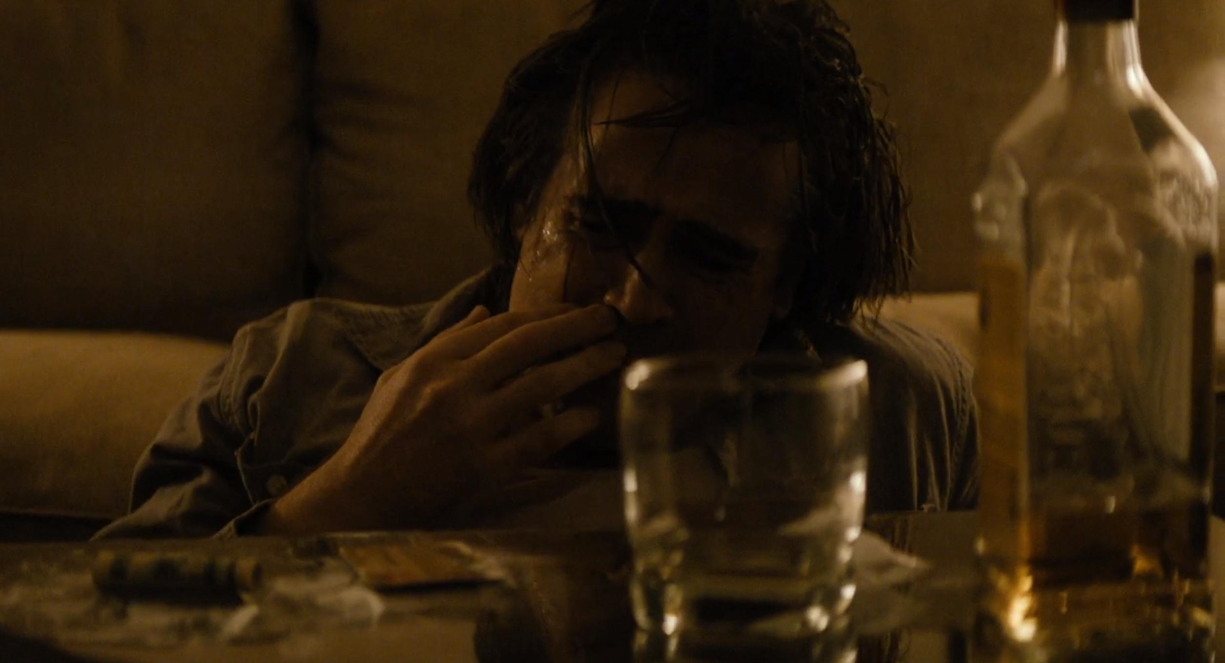 """Ray Velcoro (Colin Farrell) har en så kallad """"dålig kväll"""". Foto: HBO"""