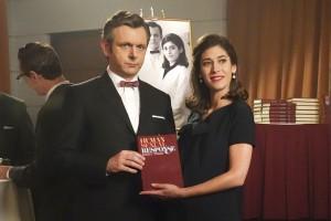Masters & Johnson med sin bok.
