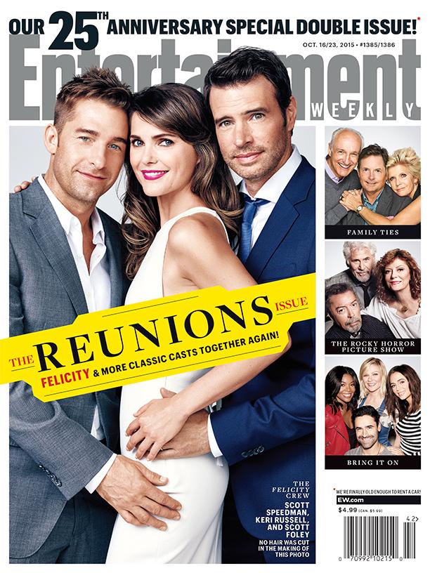 Omslaget av nya Entertainment Weekly.