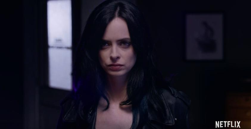 Jessica Jones spelas av Krysten Ritter. Foto: Netflix
