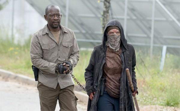 Carol (Melissa McBride) i survival mode igen.