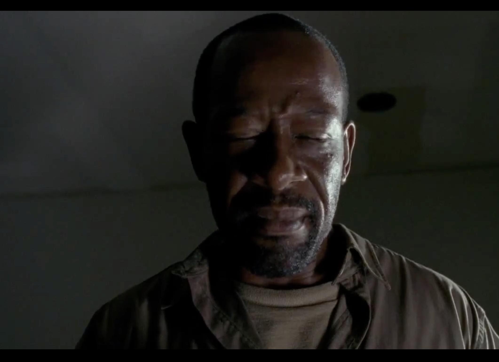 Kämpa Morgan.