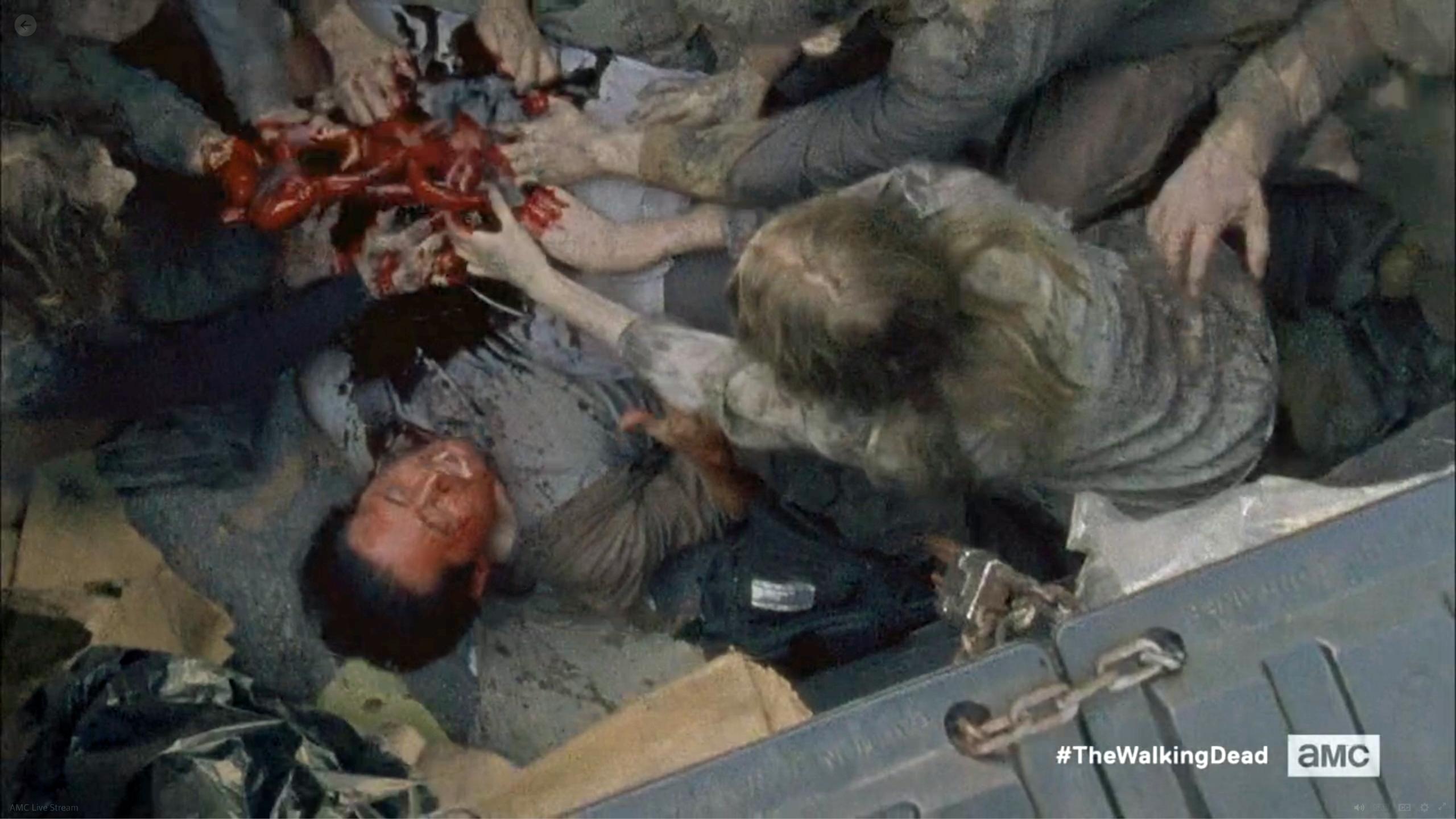 Kravla snabbare, Glenn...