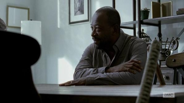 Morgan ställs till svars...