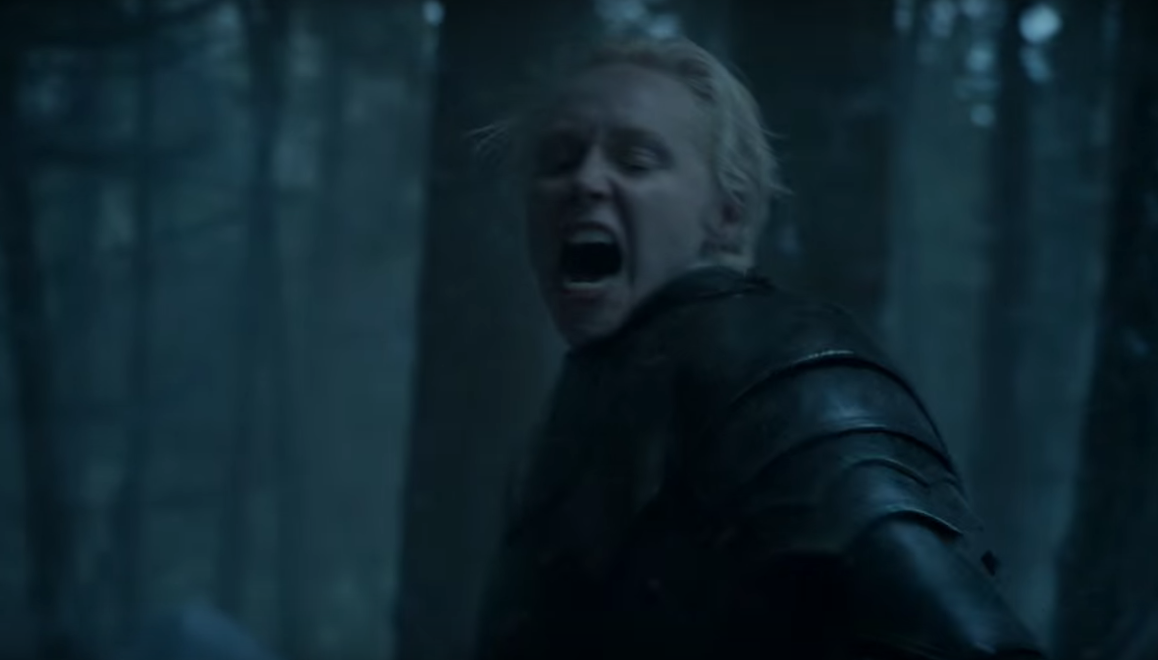 Brienne of Tarth till attack.