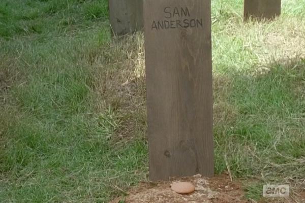 Sams grav.