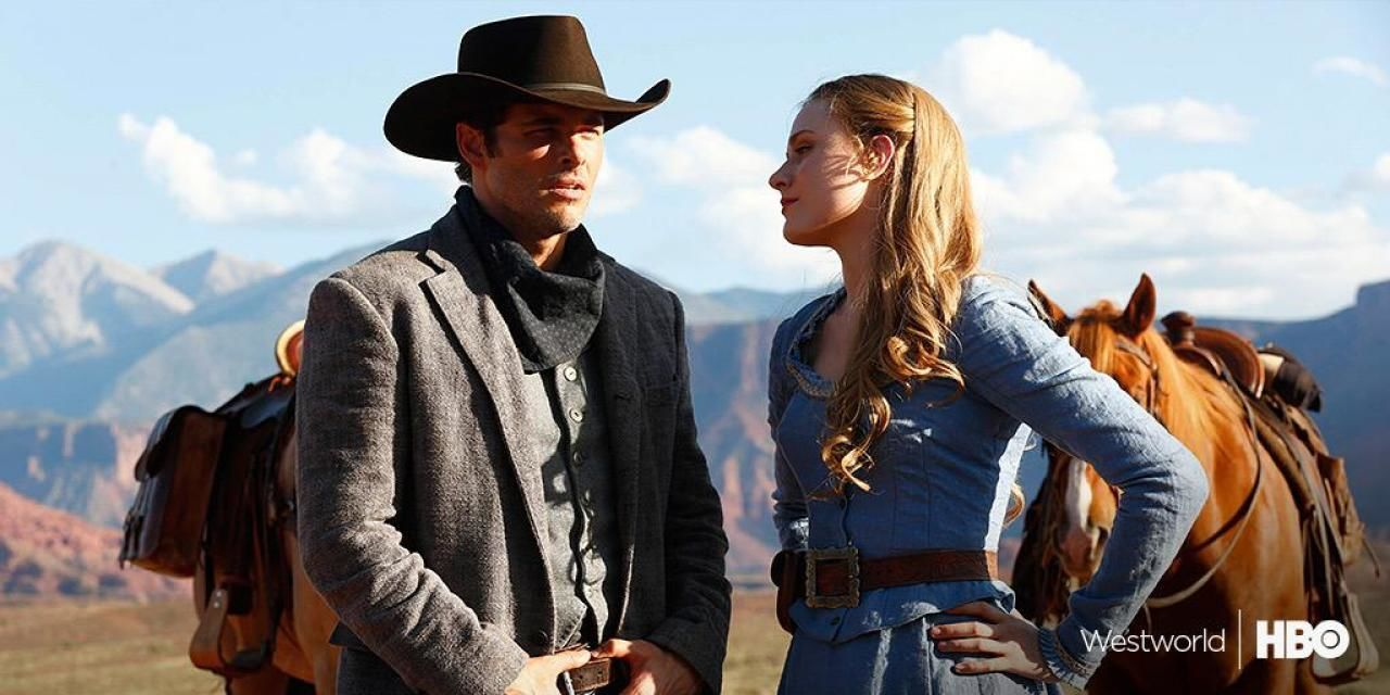 Westworld. Foto HBO.
