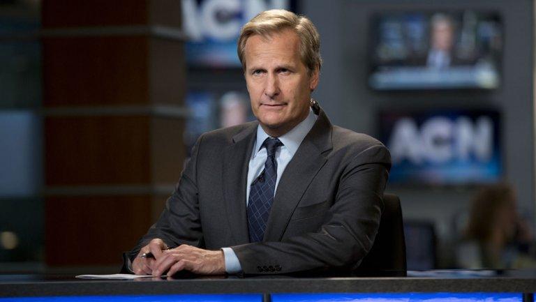 "Jeff Daniels i HBO:s ""The newsroom""."