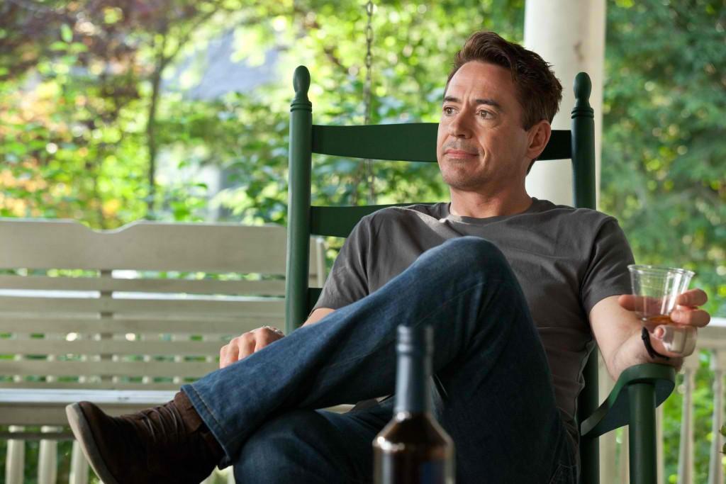 "Robert Downey Jr. i ""The judge"". Foto Warner Bros Pictures."