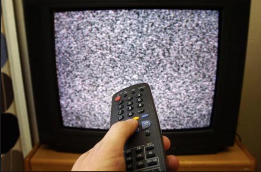 Myrornas krig. Tja, så här mina vänner kunde det se ut i min ungdom när man slog på tv:n.