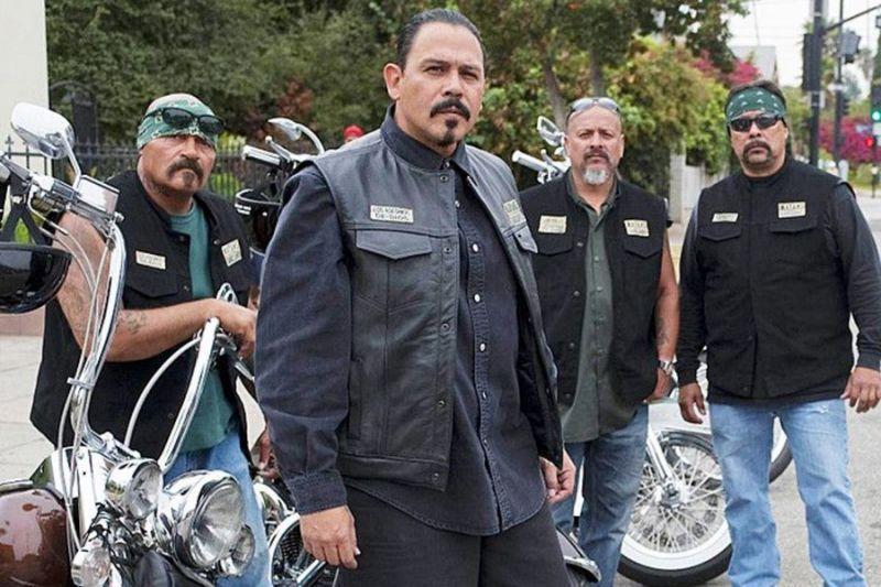 """Mayans MC, som de såg ut i """"Sons of Anarchy""""."""