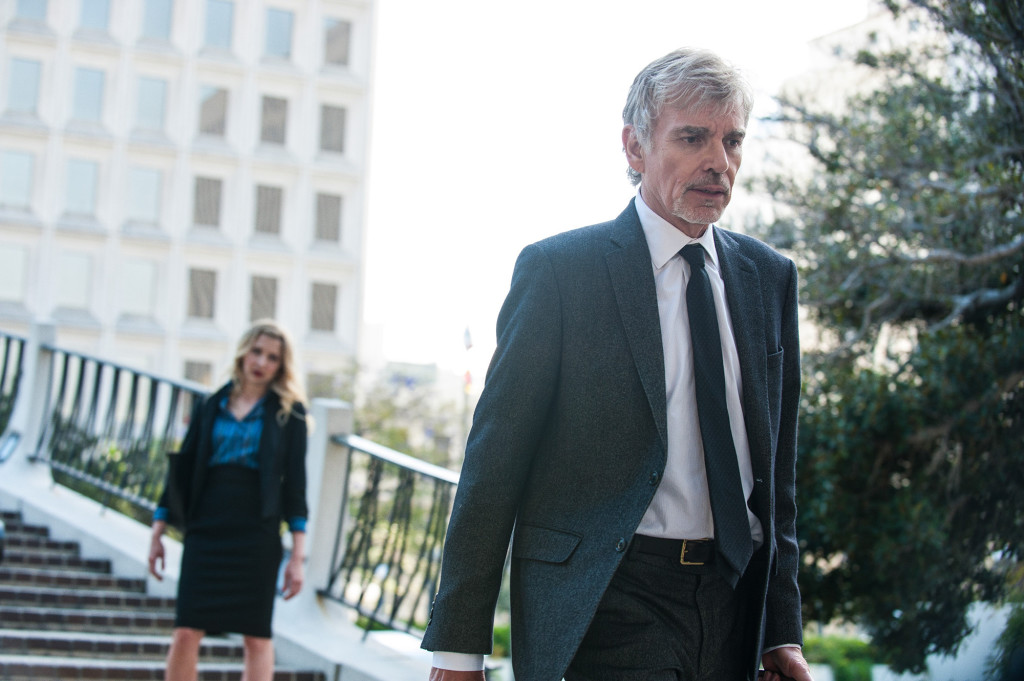 "Billy Bob Thornton i ""Goliath"", Amazon."