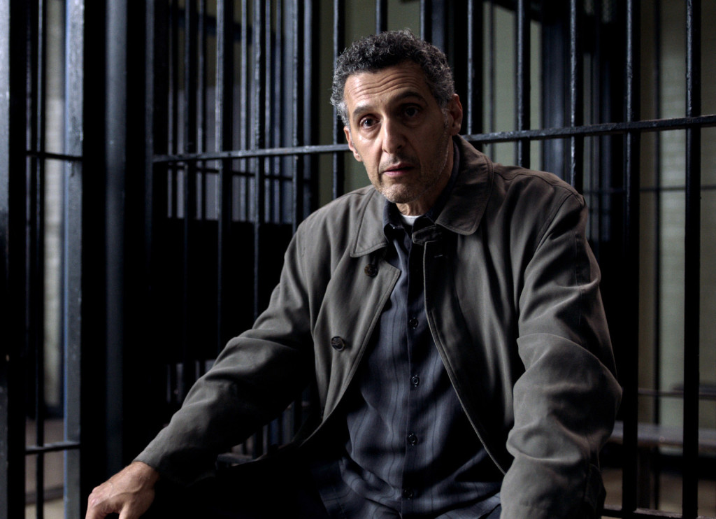 "John Turturro i ""The night of"", HBO."