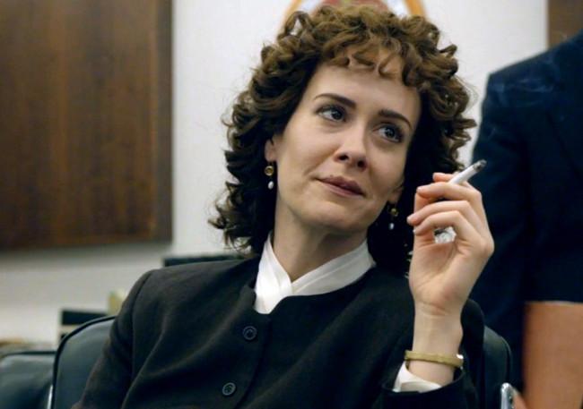 "Sarah Paulson i ""American crime story"", FX."