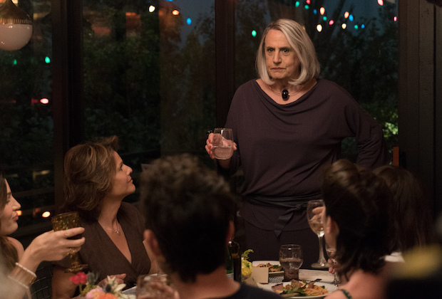 "Jeffrey Tambor i ""Transparent"", Amazon."