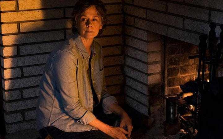Carol (Melissa McBride) i The walking dead.
