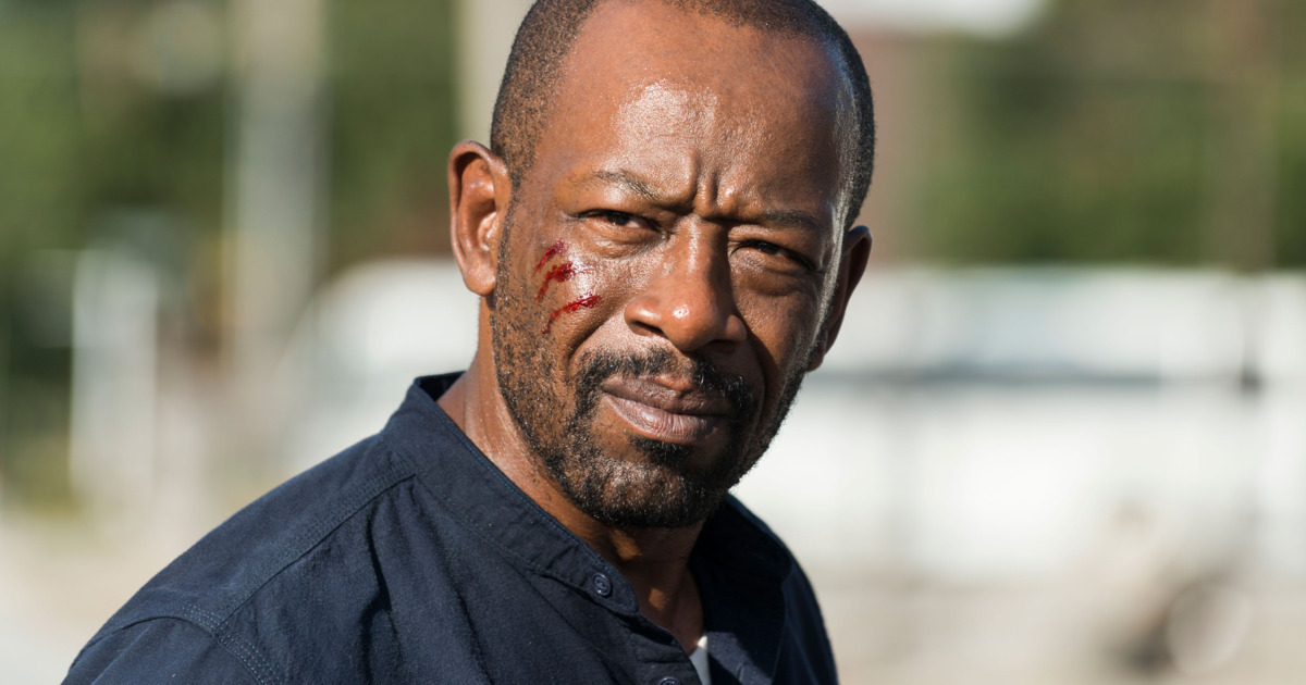 Morgan (Lennie James).