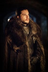 Kit Harington som Jon Snow.