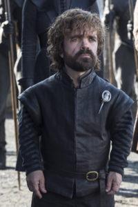 Peter Dinklage som Tyrion Lannister.