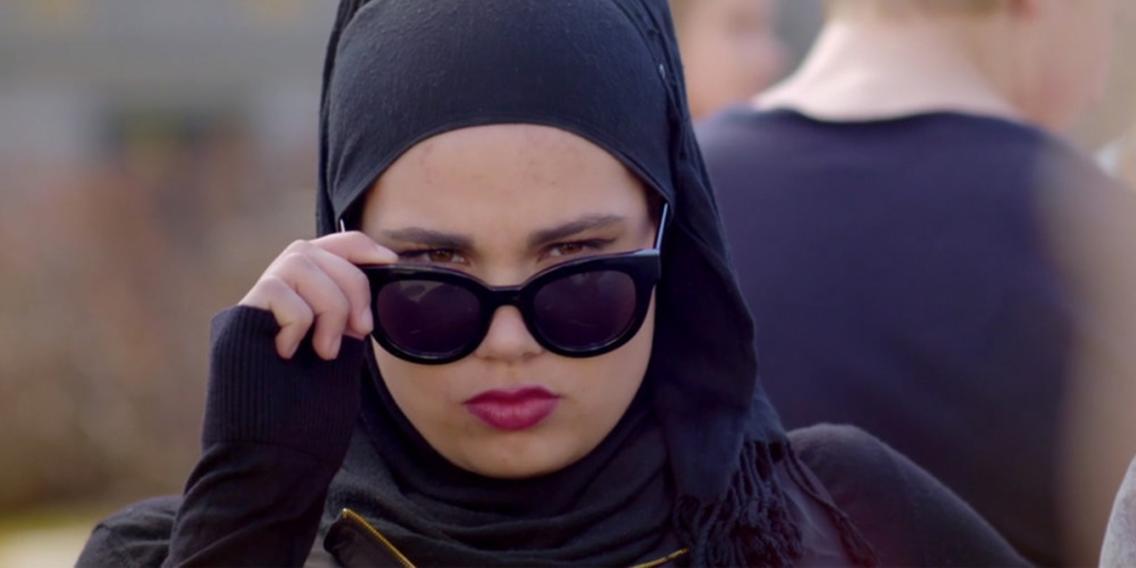 """Sana blir ny huvudperson i den fjärde säsongen av """"Skam"""", som drar igång  på SVT Play på påskafton."""