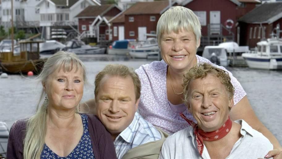 """Populära """"Saltön"""" – tillbaka med nya avsnitt i sommar."""