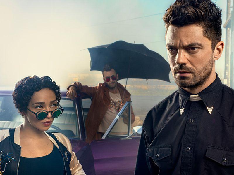 """Preacher"". Foto: AMC."