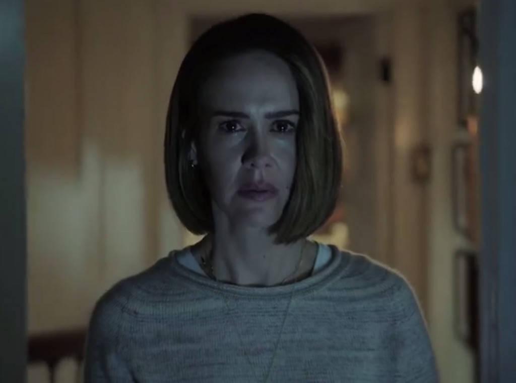"Sarah Paulson i ""American horror story: Cult""."