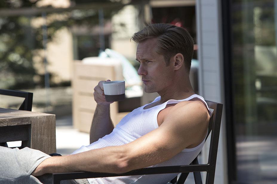 """Alexander Skarsgård i """"Big little lies"""". Foto HBO."""