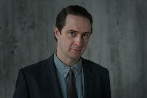Richard Forsgren som Tom Aronsson.