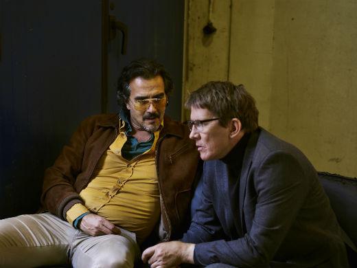 Thomas Bo Larsen och Rafael Edholm. Foto: Viaplay.