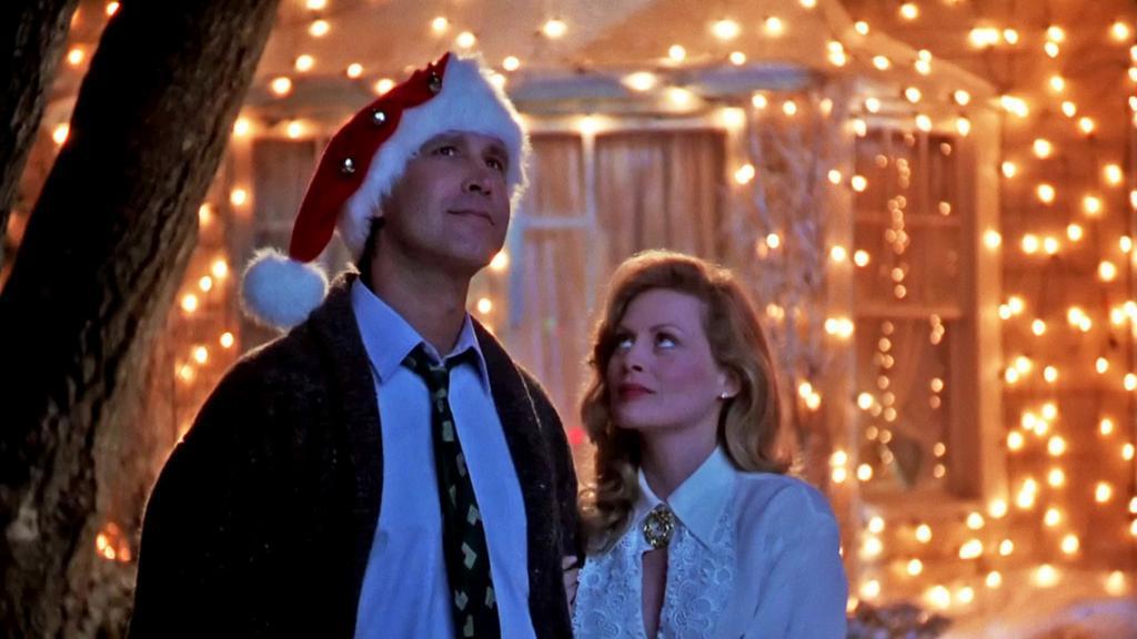 """""""Ett päron till farsa firar jul"""". Foto: Warner Bros."""