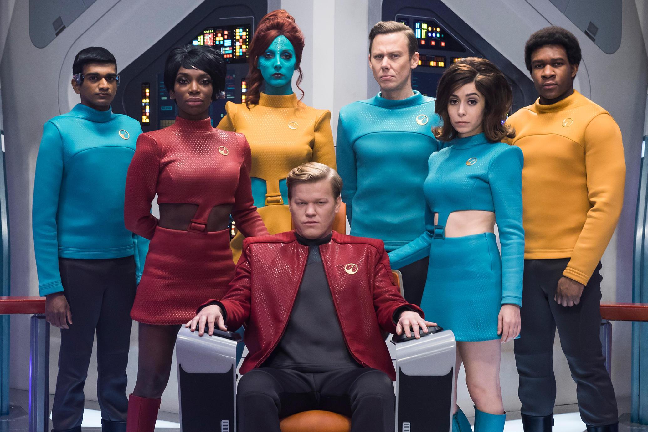 """Black mirror"" säsong fyra. Foto: Netflix."